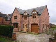 Detached house for sale in Barley Cottages Sound...