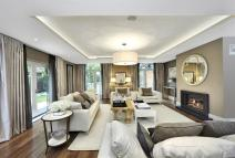 6 bedroom new house in Wimbledon Village SW19