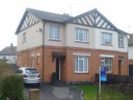 semi detached home in Astwood Road, Worcester...