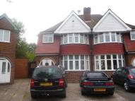 semi detached property for sale in Heathmere Avenue...