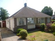 2 bed Semi-Detached Bungalow in Elmay Road, Birmingham...