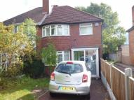 semi detached house for sale in Garretts Green Lane...