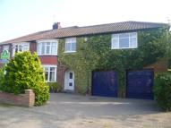 4 bedroom semi detached house in Adcott Road...