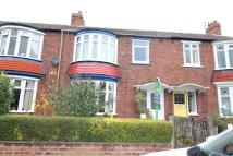 Terraced property in Lancaster Road...
