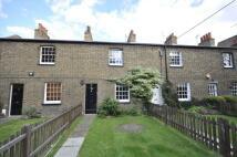 Castelnau Row Cottage to rent