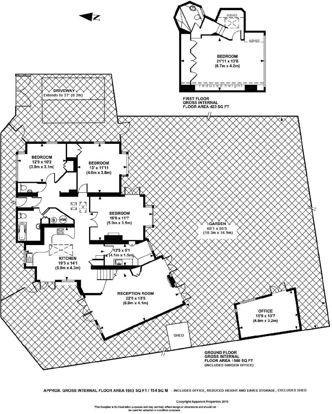 4 bedroom house for sale in barn elms lodge queen elizabeth walk