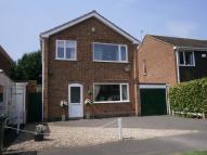 3 bed Detached house in Oakfield Crescent, Blaby...