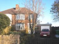 3 bedroom semi detached home for sale in Broadhurst Avenue...