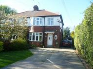 3 bedroom semi detached house for sale in Atwick Road, Bewholme...