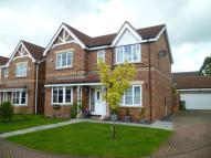 4 bedroom Detached property for sale in Heather Garth, Driffield...