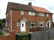 semi detached home in Derwent Crescent, Howden...