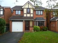 4 bed Detached home to rent in Ingleton Close, Nuneaton...