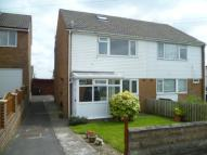 semi detached property in Windmill Crescent...