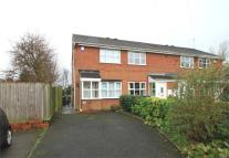 2 bedroom End of Terrace house to rent in Perry Close, DUDLEY...