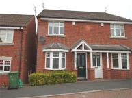 2 bed semi detached home for sale in Manderston Close, DUDLEY...