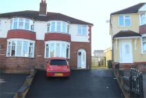 Regent Drive semi detached property to rent