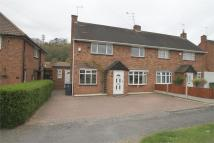 3 bed semi detached home in Meadow Lane, WOMBOURNE...