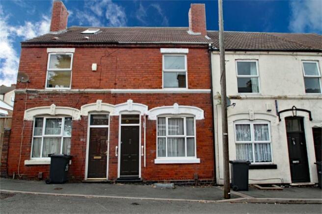 2 bedroom terraced house for sale in edward street dudley