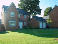 Detached house in Snowdrop Close, Hucknall...