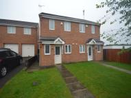 2 bed semi detached home for sale in Millers Way...