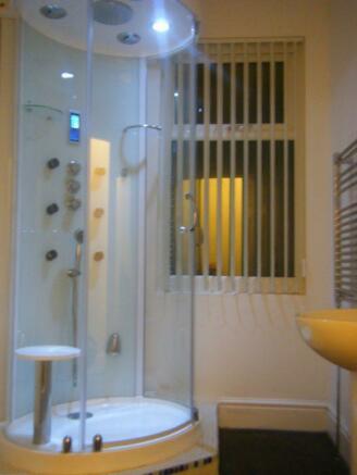 Massage Shower...