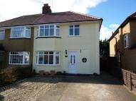 semi detached house to rent in Devon Road, Watford