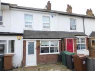 Terraced property in New Road, Croxley Green