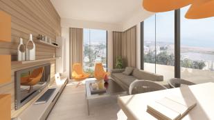 1+1 living room