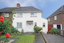 2 bed semi detached property for sale in Carville Crescent...