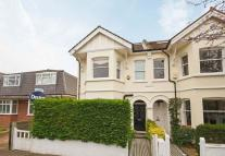 Flat to rent in Tudor Road, Hampton...