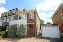 3 bed house in Longford Close...