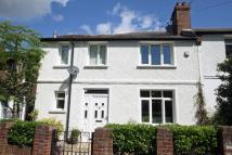 Terraced property in Bonner Hill Road...