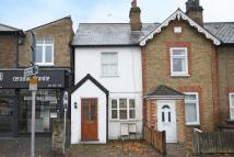 2 bed house in Cambridge Road...