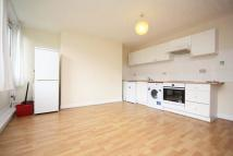 Flat in Harbridge Avenue...