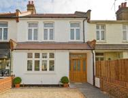 property for sale in St Margarets Road...