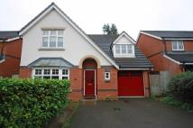 4 bed Detached property for sale in Woodall Close...