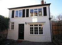 Detached property in Arlington Road, Surbiton