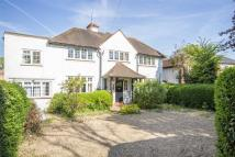 property in Manor Road North, Esher