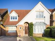 4 bed house for sale in Woodall Close...