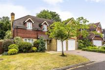 Detached home for sale in Cotswold Close, Esher