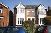 4 bed house in Worthington Road...