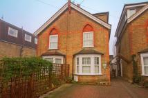 4 bed house in Munster Road, Teddington...