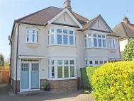 property in Fairfax Road, Teddington