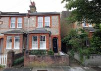 semi detached home in Bushy Park Road...