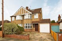 semi detached home in Cheyne Avenue, Whitton