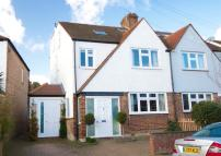 property in Tennyson Avenue...
