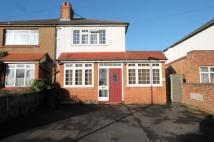 3 bed house in Burgoyne Road...