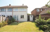 3 bedroom home to rent in Wolsey Road...
