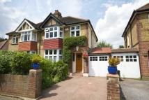 3 bed home in Cranmer Road...