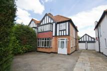 house for sale in Uxbridge Road...